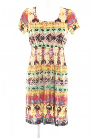 Malvin Stretch Dress abstract pattern casual look