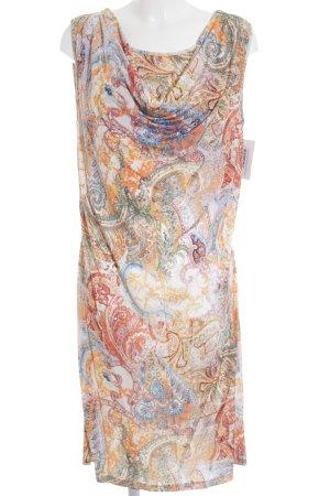 Malvin Stretchkleid Paisleymuster Elegant