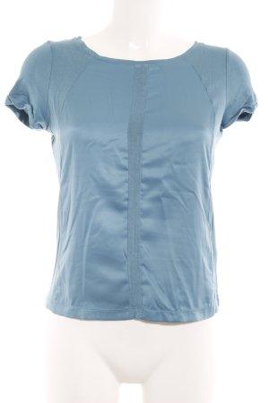 Malvin T-Shirt kadettblau Schimmer-Optik