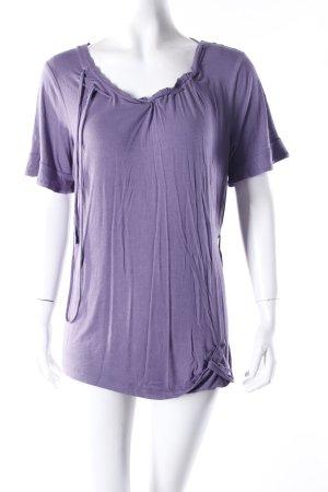 Malvin Tshirt violett