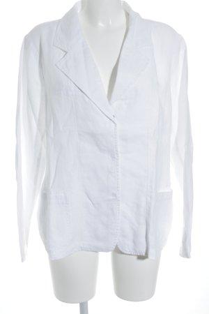 Malvin Übergangsjacke weiß schlichter Stil
