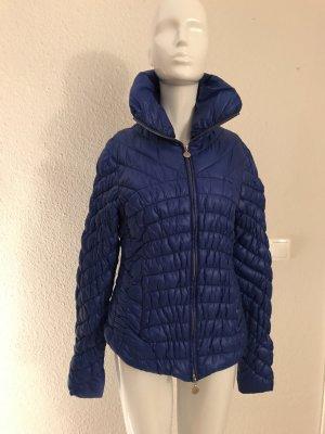 Malvin mantel blau