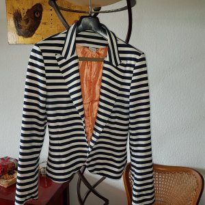 Mama licious Boyfriend Blazer multicolored viscose