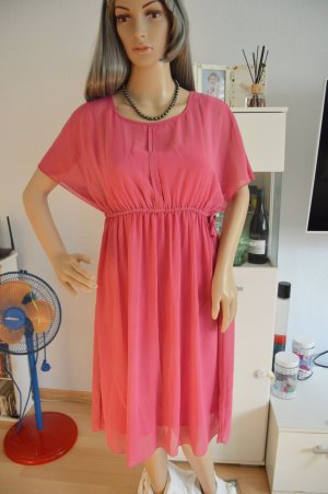 mama licious kleid in pink stretchig gr.S 36 38 40