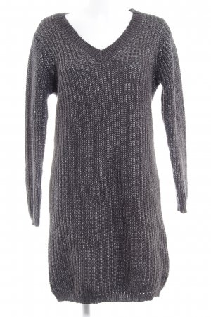 Mama licious Sweater Dress loosely knitted pattern casual look