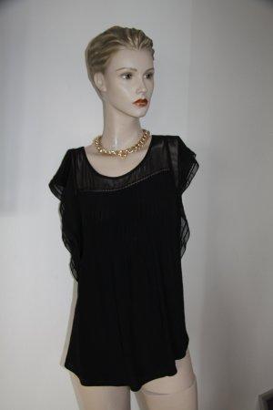 Mama Maternity Bluse schwarz H&M Größe S