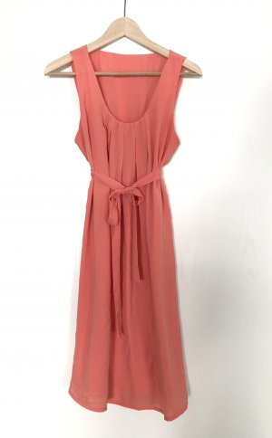 Mamalicious Umstandskleid in Peach Farbe M
