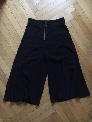 Zara Pantalone culotte blu scuro