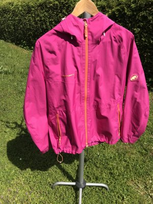 Mammut Coupe-vent rose
