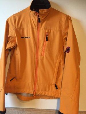 Mammut Softshell Jacket orange