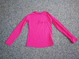 Mammut Longsleeve pink S