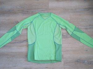 Mammut Longsleeve underwear, Gr. L, leuchtend grün, wie neu