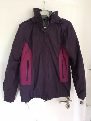 Mammut Outdoor Jacket blackberry-red-purple