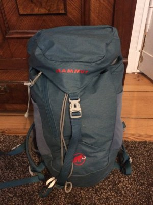 Mammut Backpack multicolored