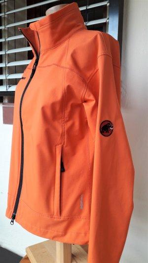 Mammut Giacca sport arancione chiaro-nero