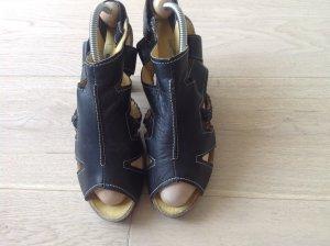 Manas Design Sandalette schwarz Grösse 42