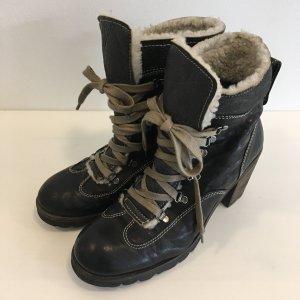 MANAS DESIGN Winter Boots Stiefeletten Halbstiefel Gr. 42