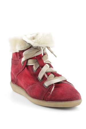 Manas Keil-Stiefeletten mehrfarbig Street-Fashion-Look