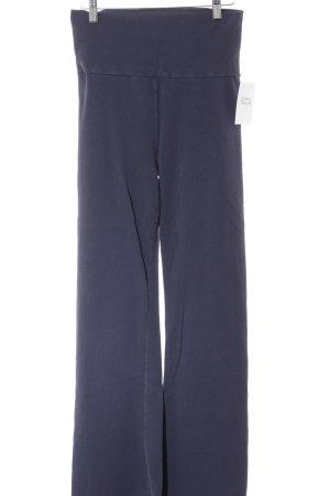 Mandala Pantalon de jogging bleu foncé molletonné