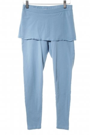 Mandala Pantalon de jogging bleu clair molletonné