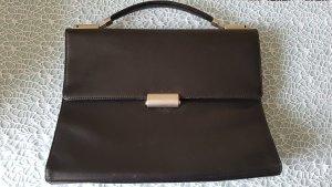 Mandarina Duck Briefcase black leather