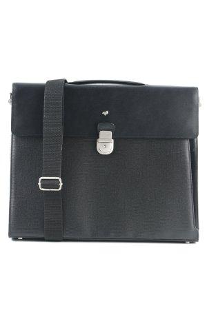 Mandarina Duck Briefcase black business style