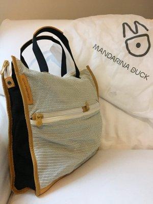 ***Mandarina Duck***Designertasche aus Leder