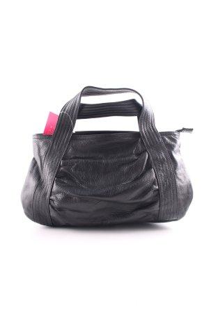 Mandarina Duck Handtasche schwarz Business-Look