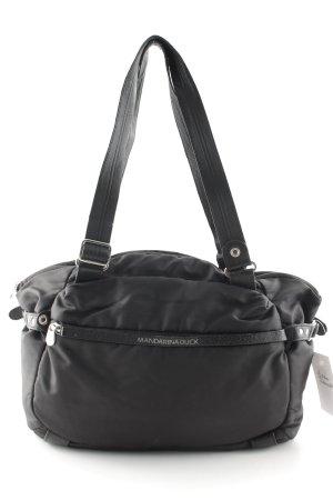Mandarina Duck Handtasche schwarz Casual-Look