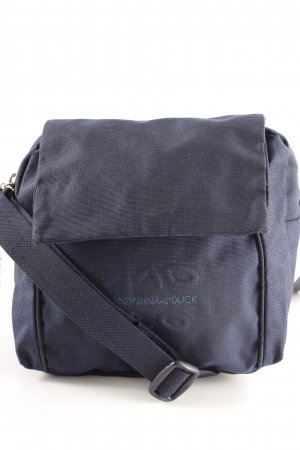 Mandarina Duck Handbag steel blue-dark blue casual look