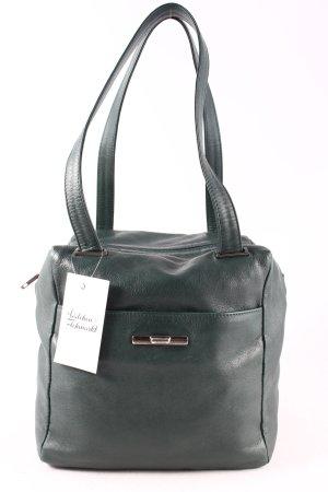 Mandarina Duck Carry Bag dark green casual look