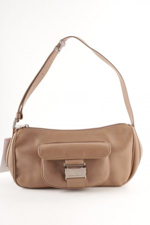 Mandarina Duck Carry Bag light brown elegant