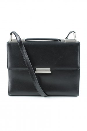 Mandarina Duck Sac Baril noir style d'affaires