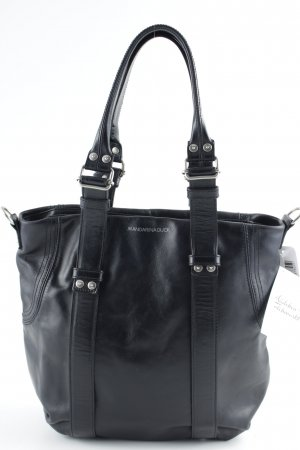 Mandarina Duck Carry Bag black business style