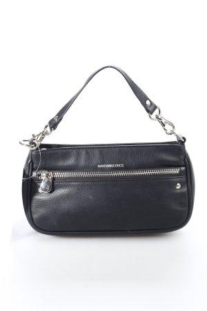 Mandarina Duck Minitasche schwarz klassischer Stil