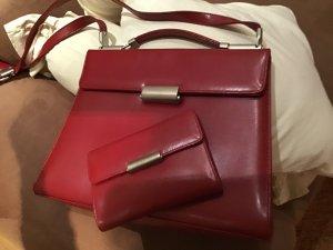 Mandarina Duck Modell Hera Tasche und Portmonnaie wie neu