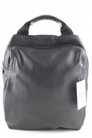 Mandarina Duck Laptop rugzak zwart casual uitstraling
