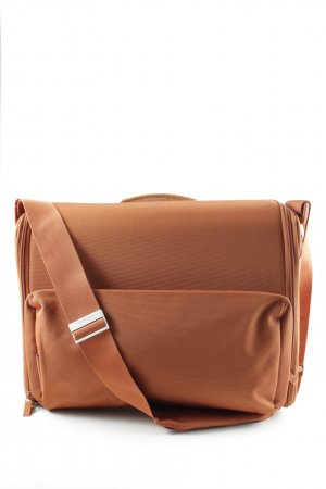 Mandarina Duck Notebooktasche dunkelorange Street-Fashion-Look
