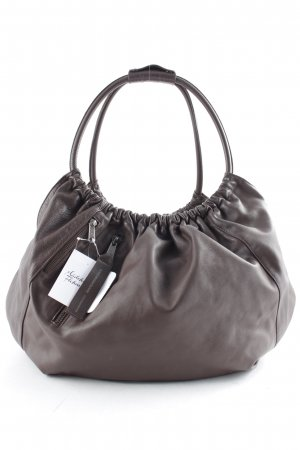 Mandarina Duck Shopper brown casual look
