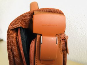 Mandarina Duck Laptop bag multicolored nylon