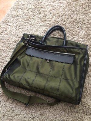 Mandarina Duck Business Bag green grey