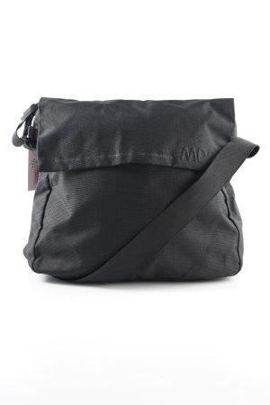 Mandarina Duck Gekruiste tas zwart casual uitstraling