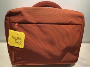 Mandarina Duck Work Bag Workbag Messenger Notebook 53C15 NEU und ungetragen