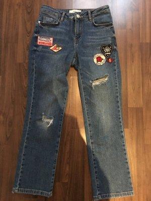 Mango 7/8 Jeans