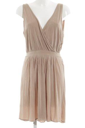 Mango A-Linien Kleid braun Elegant