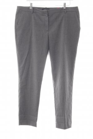 Mango Suit Trouser light grey-grey flecked casual look
