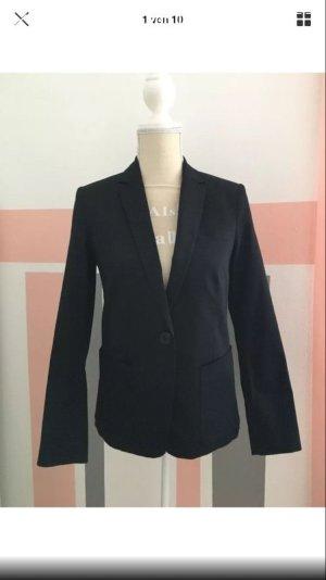 MANGO Basic Blazer / Jacket in Schwarz Gr.XS / 34-36, absolut neuwertig!!!