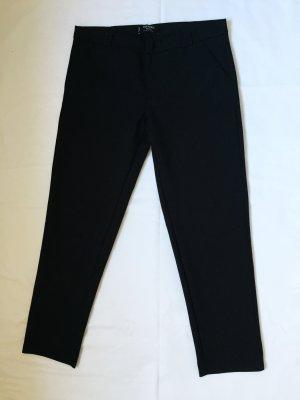 Mango Basics Pantalone peg-top nero Poliestere