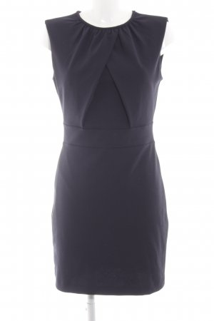 Mango Basics Abendkleid schwarz Business-Look