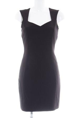 Mango Basics Abendkleid schwarz Casual-Look